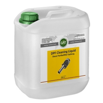DPF Cleaner - PROTEC DPF Flushing Liquid